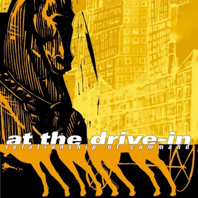 At The Drive In: Relationship Of Command
