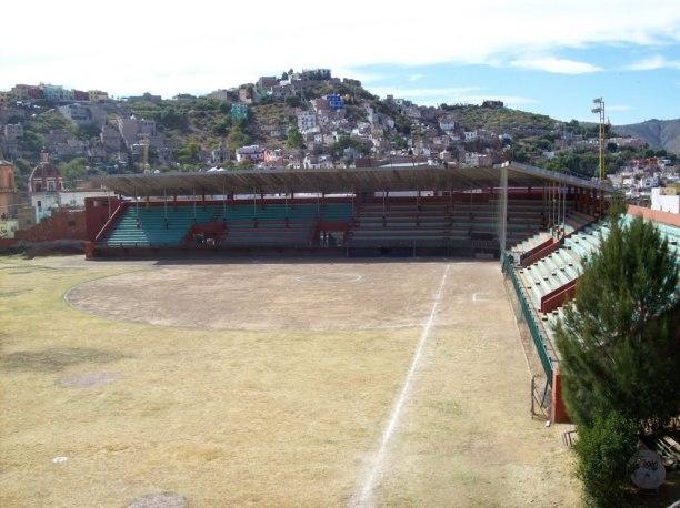 Estadio en Guanajuato