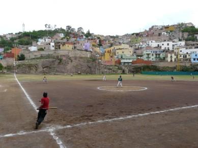 Baseball in Guanajuato
